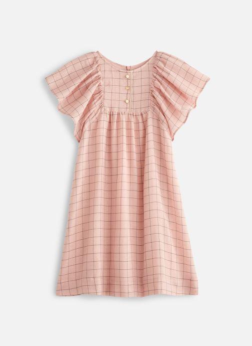 Vêtements Lili Gaufrette GN30022 Rose vue détail/paire
