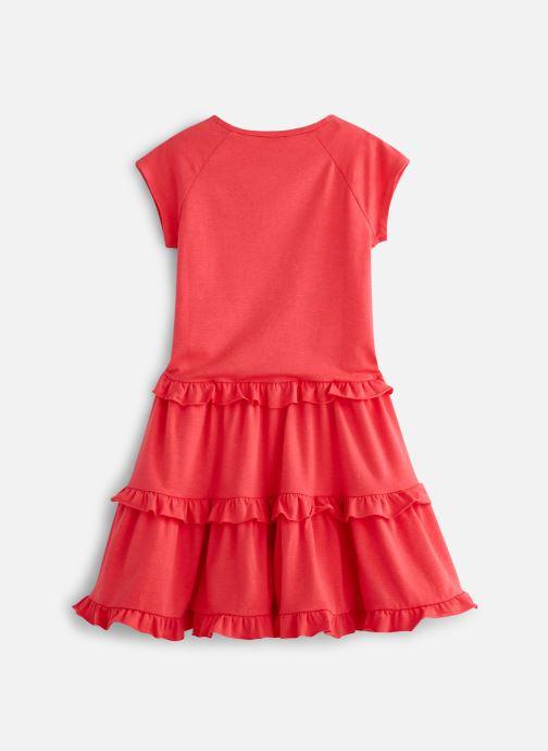 Vêtements Lili Gaufrette GN30162 Rose vue bas / vue portée sac