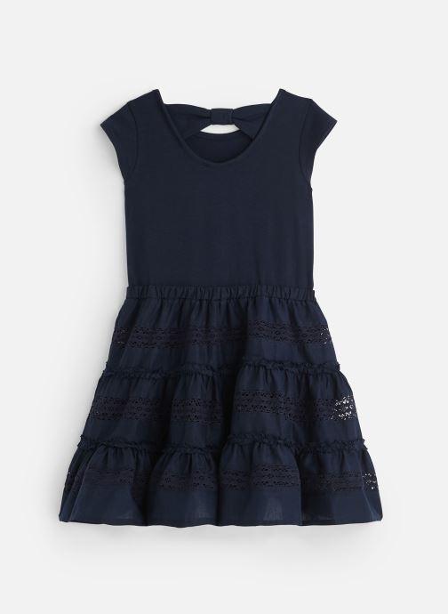 Kläder Lili Gaufrette GN30172 Blå bild från under