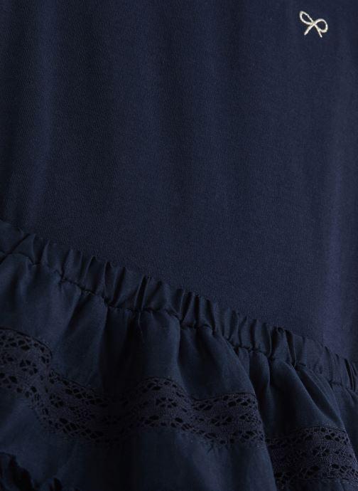 Kläder Lili Gaufrette GN30172 Blå bild av skorna på