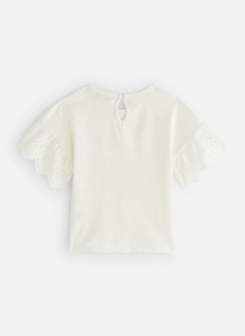 Vêtements Lili Gaufrette GN10002 Beige vue bas / vue portée sac