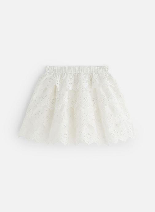Tøj Lili Gaufrette GN27002 Hvid se forneden