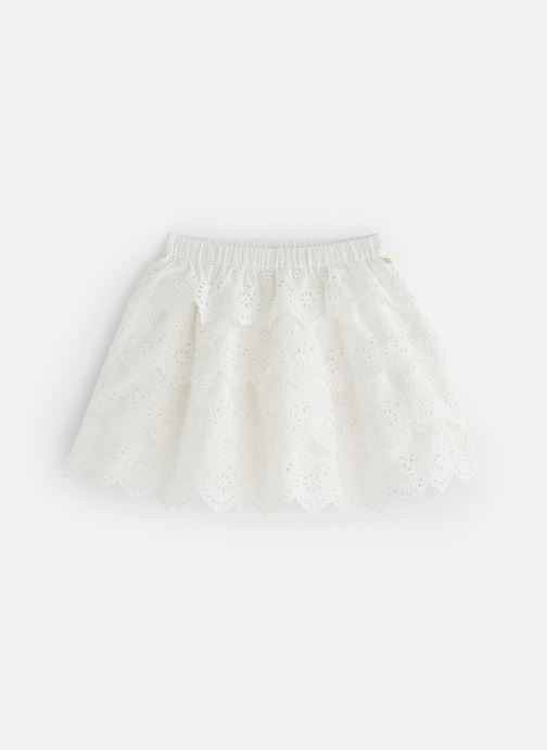 Vêtements Lili Gaufrette GN27002 Blanc vue détail/paire