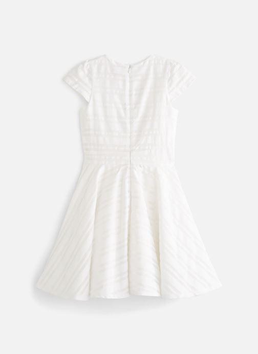 Vêtements Lili Gaufrette GN30182 Blanc vue bas / vue portée sac