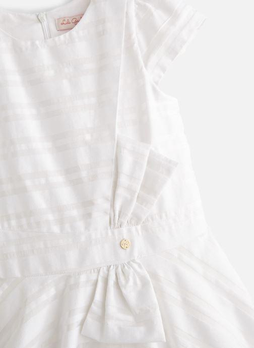 Vêtements Lili Gaufrette GN30182 Blanc vue portées chaussures