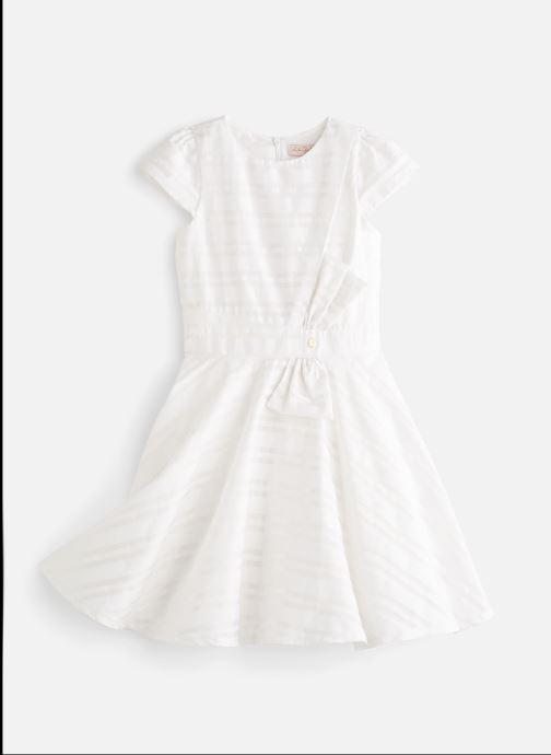 Vêtements Lili Gaufrette GN30182 Blanc vue détail/paire