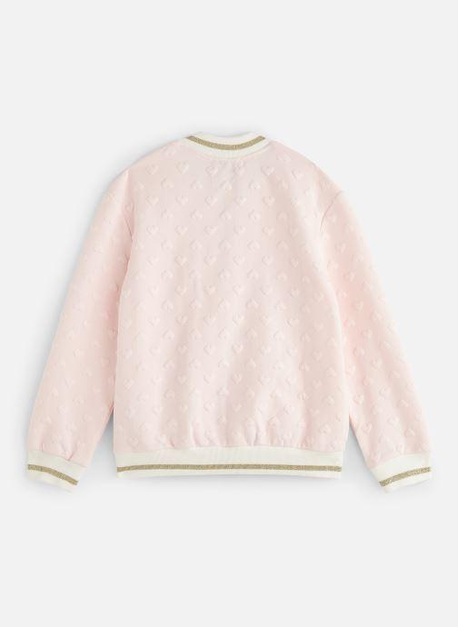 Vêtements Lili Gaufrette GN40002 Rose vue bas / vue portée sac