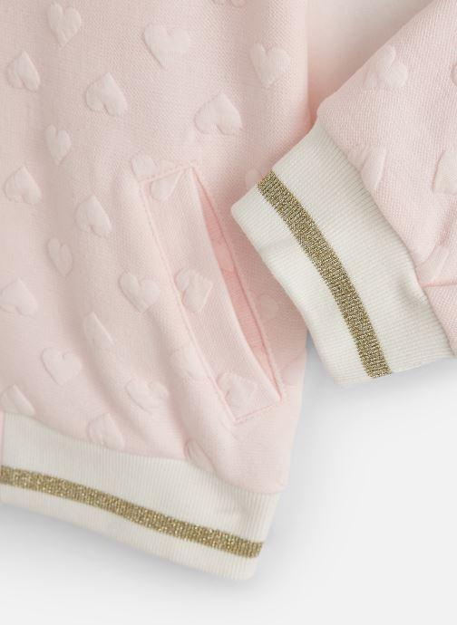 Kleding Lili Gaufrette GN40002 Roze model