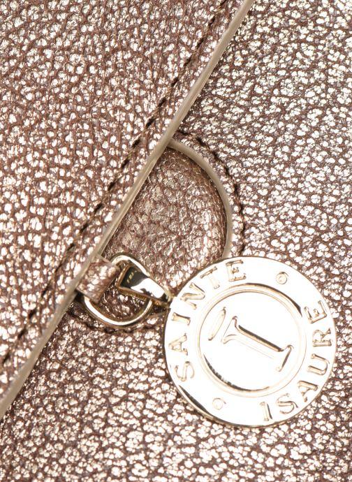 Sacs à main Sainte Isaure Renée Or et bronze vue gauche