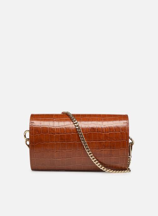 Handbags Sainte Isaure Renée Brown front view