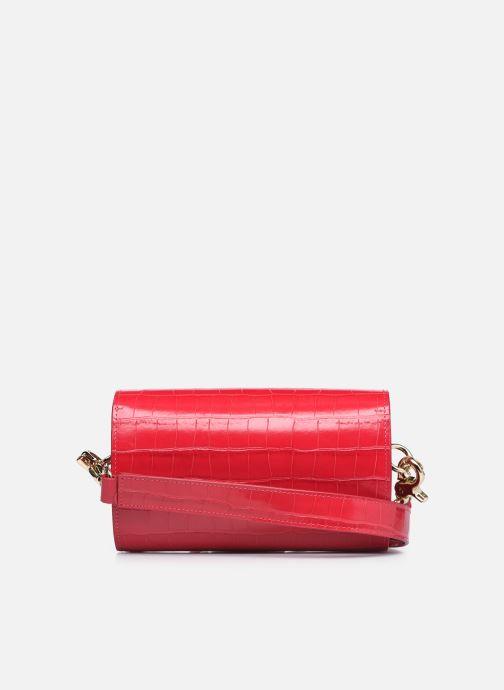 Bolsos de mano Sainte Isaure Renée Rojo vista de frente