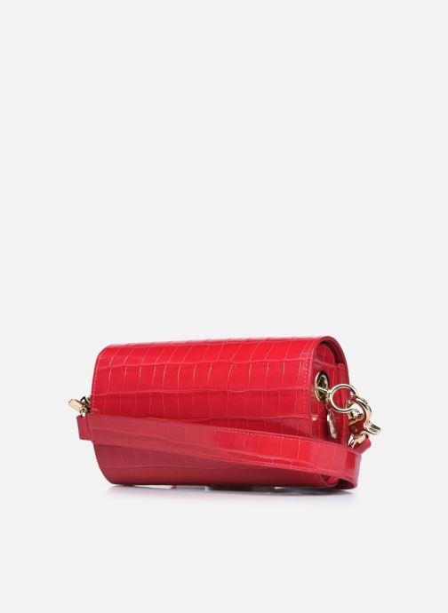 Bolsos de mano Sainte Isaure Renée Rojo vista lateral derecha