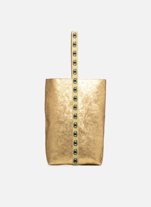 Handtaschen Sainte Isaure Jerry gold/bronze ansicht von vorne