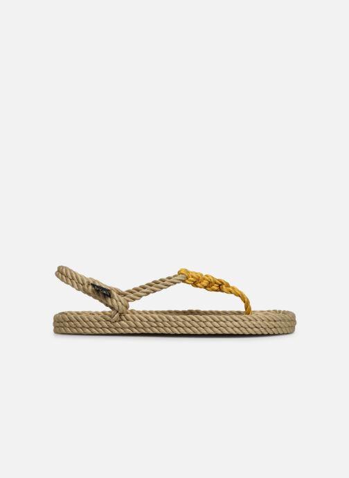 Sandales et nu-pieds Nomadic State of Mind Athena W Or et bronze vue derrière