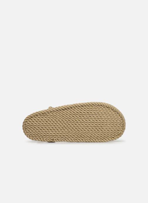 Sandales et nu-pieds Nomadic State of Mind Athena W Or et bronze vue haut