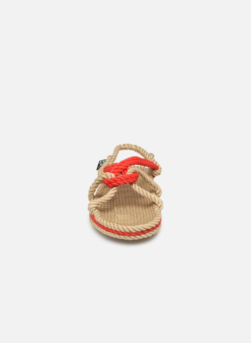 Sandales et nu-pieds Nomadic State of Mind Montain Momma W Rouge vue portées chaussures