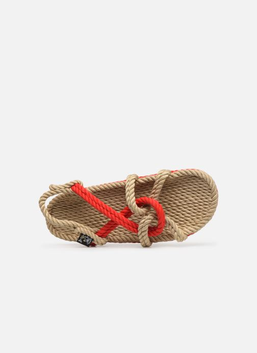 Sandales et nu-pieds Nomadic State of Mind Montain Momma W Rouge vue gauche