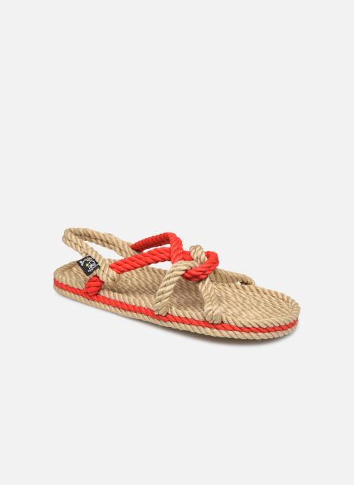 Sandales et nu-pieds Nomadic State of Mind Montain Momma W Rouge vue détail/paire