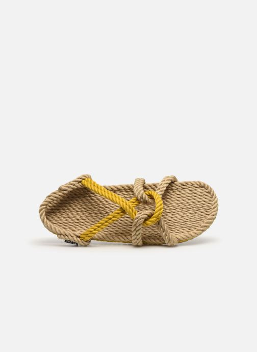 Sandali e scarpe aperte Nomadic State of Mind Montain Momma W Giallo immagine sinistra