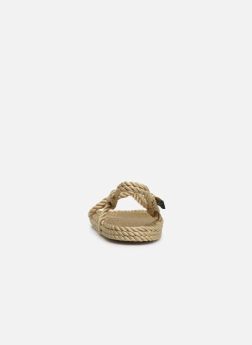 Sandales et nu-pieds Nomadic State of Mind Maria W Beige vue droite