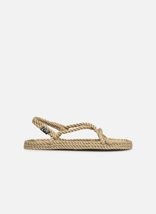 Sandales et nu-pieds Nomadic State of Mind Maria W Beige vue derrière