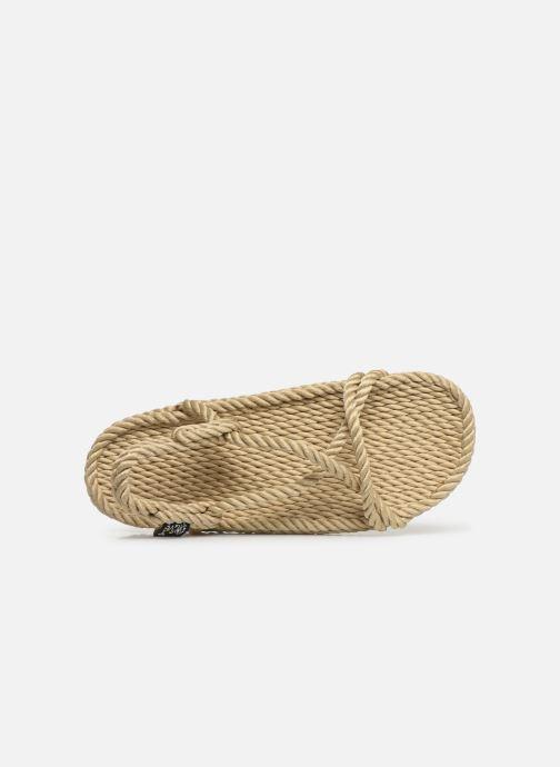 Sandales et nu-pieds Nomadic State of Mind Maria W Beige vue gauche