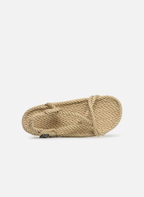 Sandali e scarpe aperte Nomadic State of Mind Maria W Beige immagine sinistra