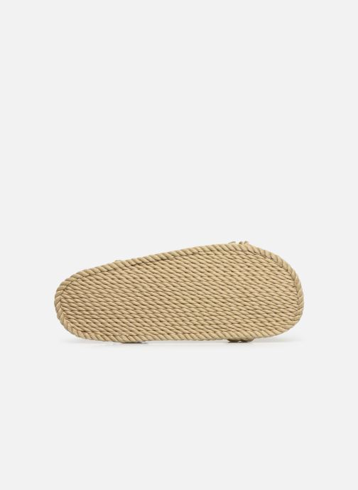 Sandales et nu-pieds Nomadic State of Mind Maria W Beige vue haut