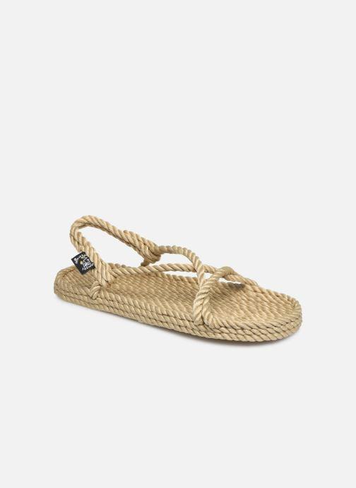 Sandales et nu-pieds Nomadic State of Mind Maria W Beige vue détail/paire
