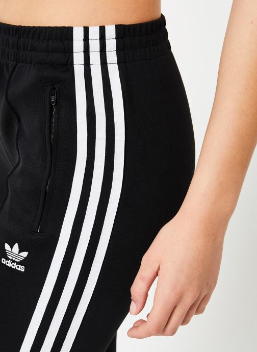 Vêtements adidas originals Sst Track Pants W Noir vue face