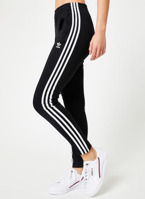 Vêtements adidas originals Sst Track Pants W Noir vue détail/paire