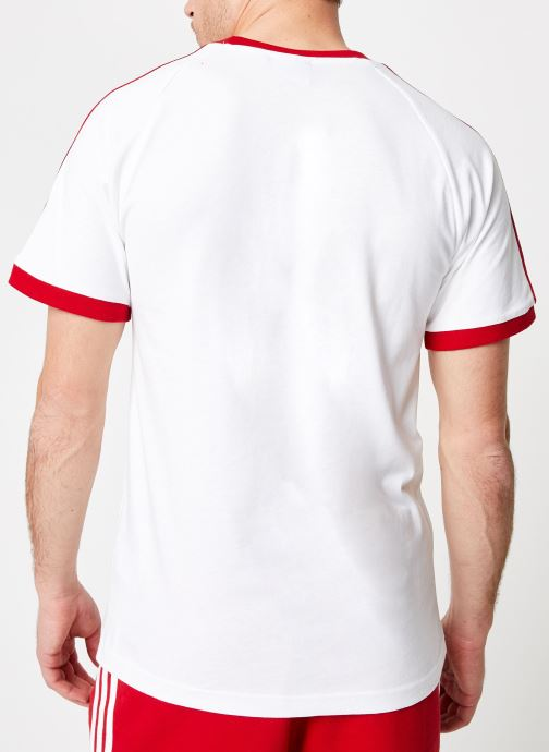 Polos Tee Blanc Originals roupui 3 VêtementsT Et shirts Adidas stripes 4j5qL3AR