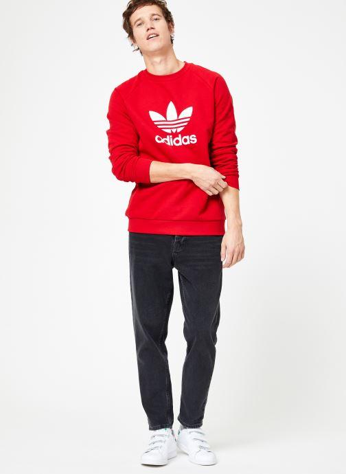 Trefoil Roupui VêtementsSweats Originals Crew Adidas qpGLMzjSUV