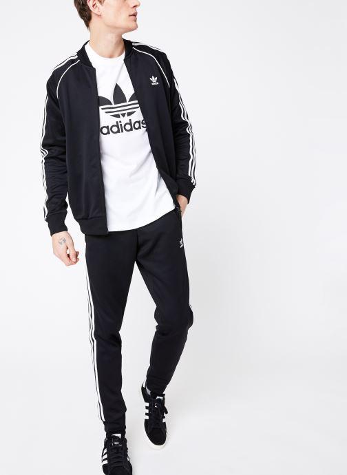 Kleding adidas originals Veste de Survetement SST Zwart onder