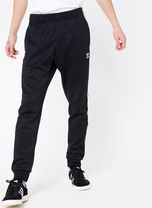 Vêtements adidas originals Sst Track Pants Noir vue détail/paire