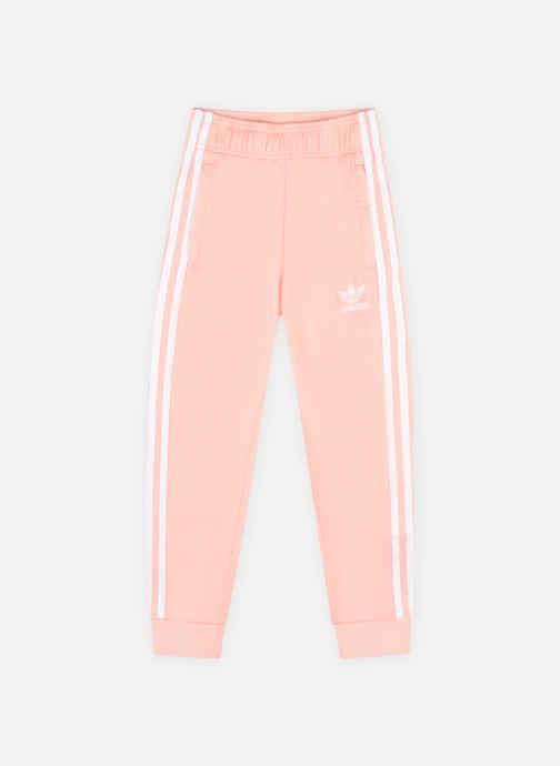 Vêtements adidas originals Sst Track Pants Rose vue détail/paire