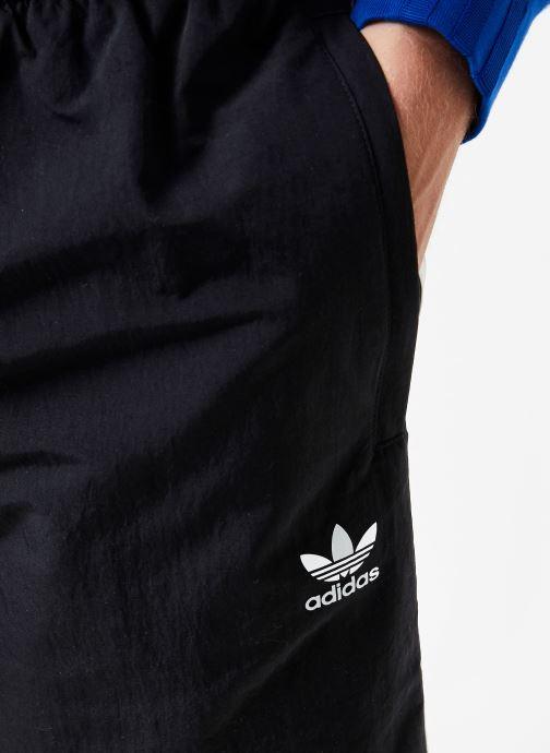 Vêtements adidas originals 3-Stripes Swim Noir vue face