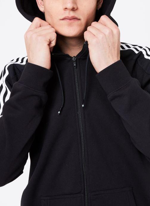 Vêtements adidas originals Radkin Fzh Noir vue face