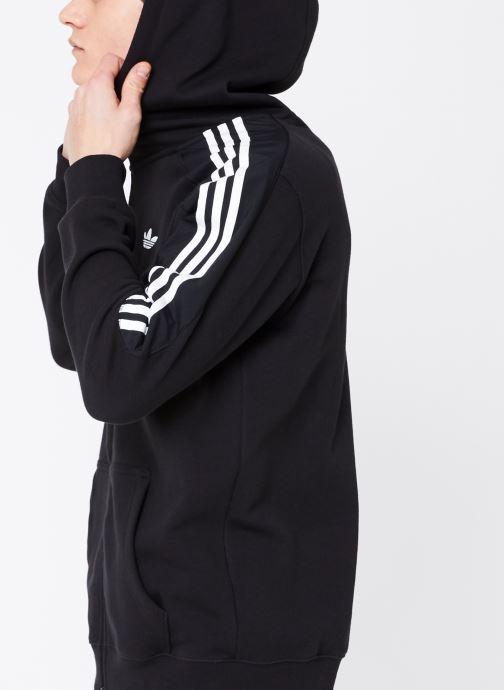 Vêtements adidas originals Radkin Fzh Noir vue détail/paire