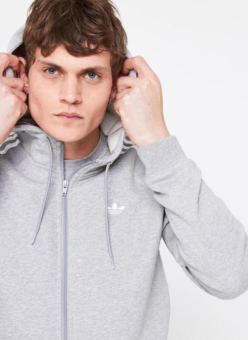Tøj adidas originals Radkin Fzh Grå se forfra