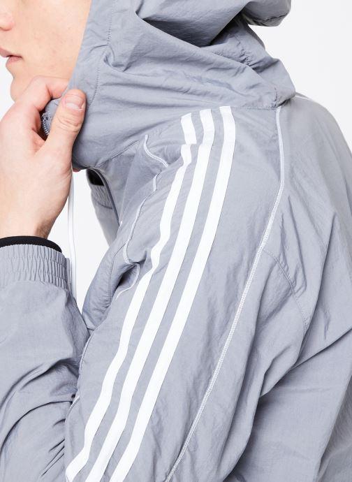 Tøj adidas originals Radkin Wb Grå se forfra