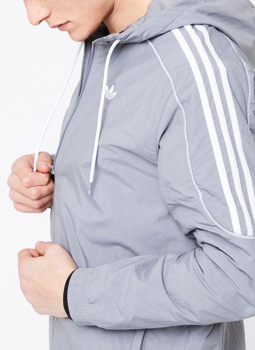 Vêtements adidas originals Radkin Wb Gris vue détail/paire