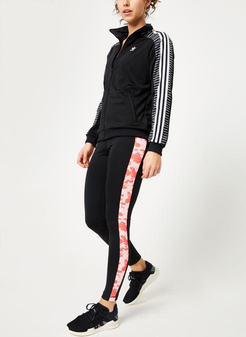 Kläder adidas originals Track Top Svart bild från under