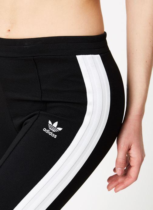 Kleding adidas originals Pant Zwart voorkant