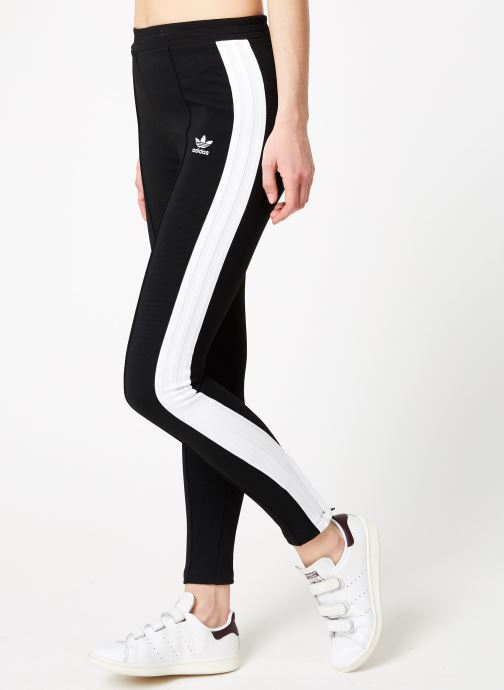 Kleding adidas originals Pant Zwart detail