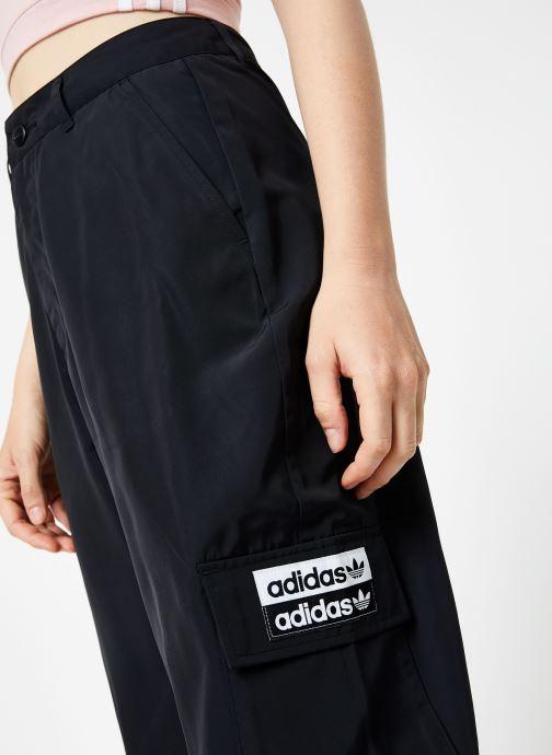 Vêtements adidas originals Pant Noir vue face