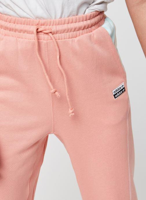 Vêtements adidas originals Pant Rose vue face