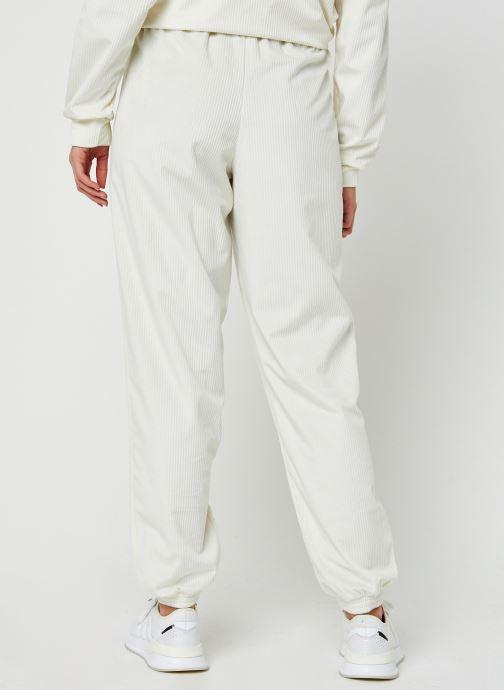 Vêtements adidas originals Pant Blanc vue portées chaussures