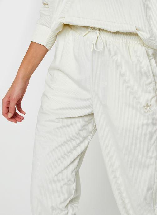Vêtements adidas originals Pant Blanc vue face