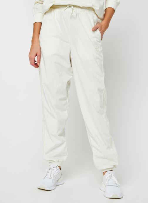 Vêtements adidas originals Pant Blanc vue détail/paire